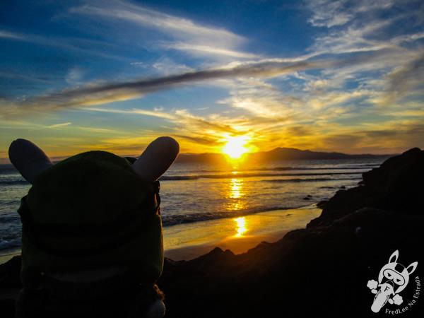 Praia Ponta das Canas - Florianópolis - SC