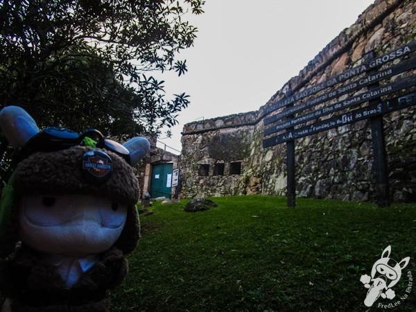 Fortaleza de São José da Ponta Grossa - Florianópolis - SC