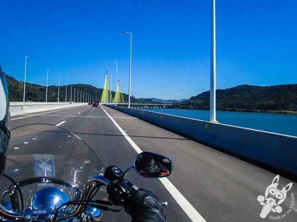Ponte Anita Garibaldi - Laguna - SC