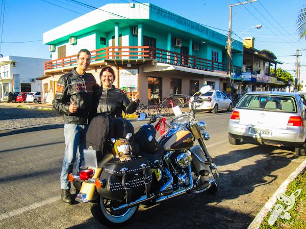 Prefeitura municipal de Passo de Torres - SC | FredLee Na Estrada
