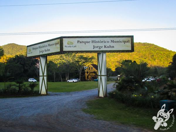 Parque Histórico Jorge Kuhn - Picada Café - RS