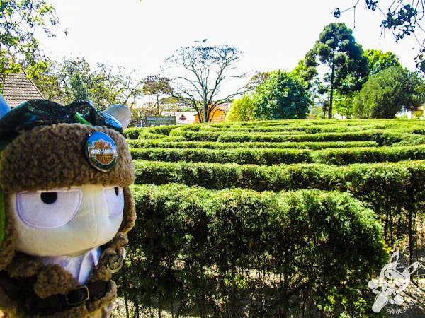 Labirinto Verde | Nova Petrópolis - RS | FredLee Na Estrada