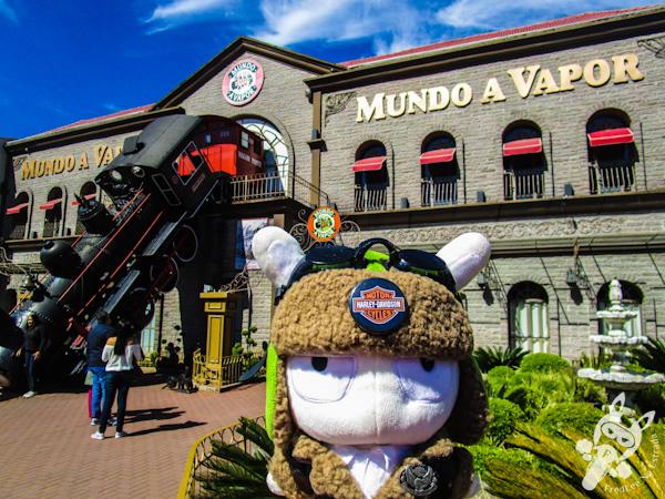 Mundo a Vapor | Canela - RS | FredLee Na Estrada