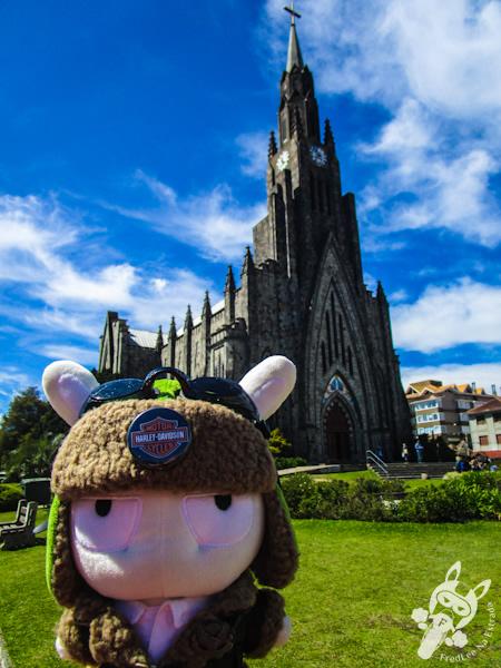 Catedral de Pedra | Canela - RS | FredLee Na Estrada