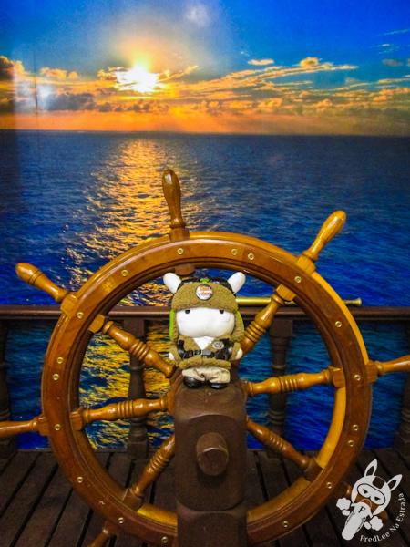Casa do Capitão Jack | Canela - RS | FredLee Na Estrada