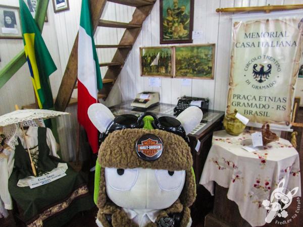 Memorial Casa Italiana | Gramado - RS | FredLee Na Estrada