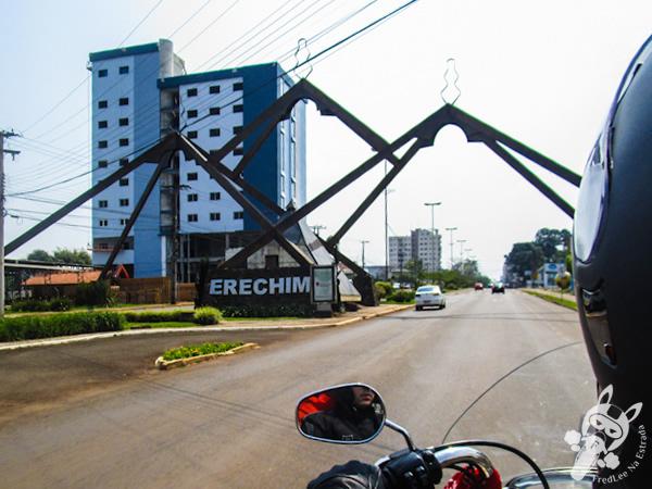 Pórtico de Erechim - RS   FredLee Na Estrada
