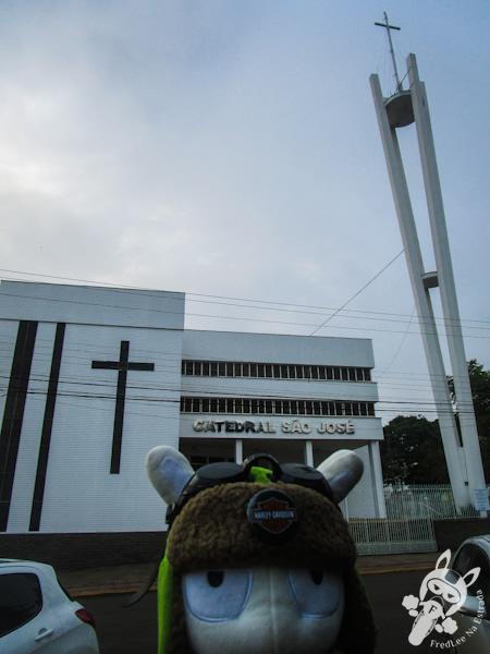 Catedral São José | Erechim - RS | FredLee Na Estrada