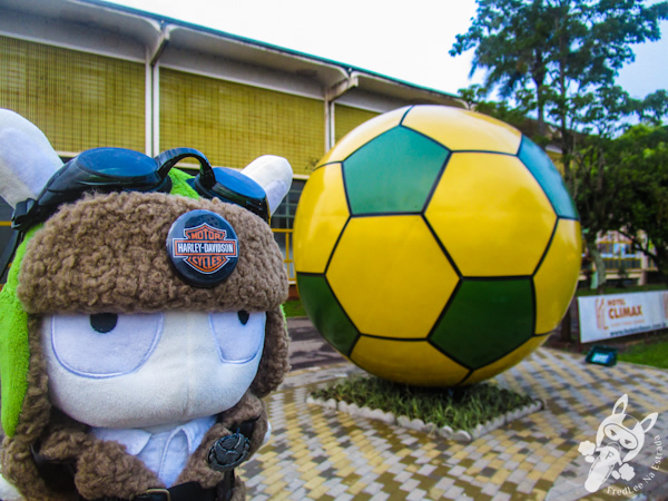 Estádio Olímpico Colosso da Lagoa | Erechim - RS | FredLee Na Estrada