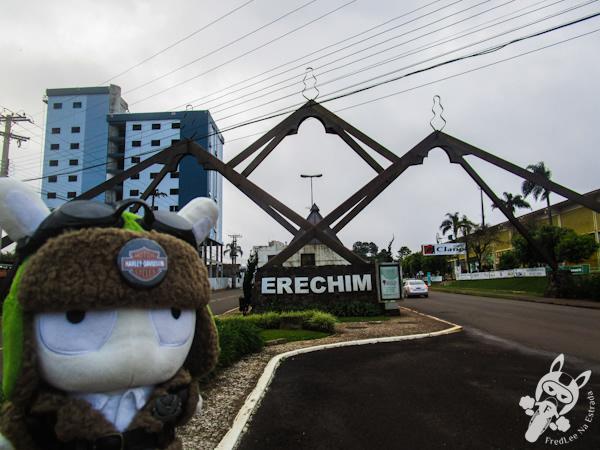 Pórtico de Erechim - RS | FredLee Na Estrada