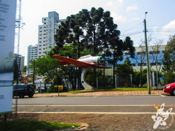 Praça do Avião | Erechim - RS | FredLee Na Estrada