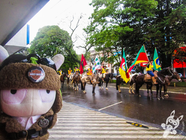 Desfile Farroupilha - Erechim - RS