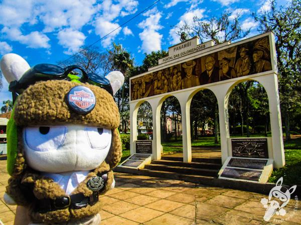 Praça Engenheiro Walter Faulhaber | Panambi - RS | FredLee Na Estrada