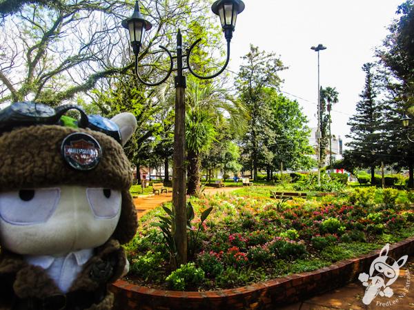 Praça Engenheiro Walter Faulhaber - Panambi - RS