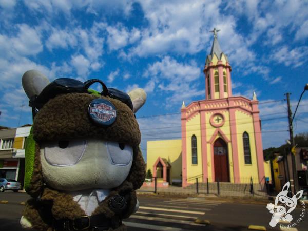 Igreja São João Batista | Panambi - RS | FredLee Na Estrada