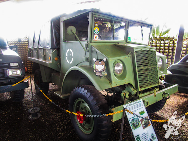 Associação Cultural Museu Militar Brasileiro | Panambi - RS | FredLee Na Estrada
