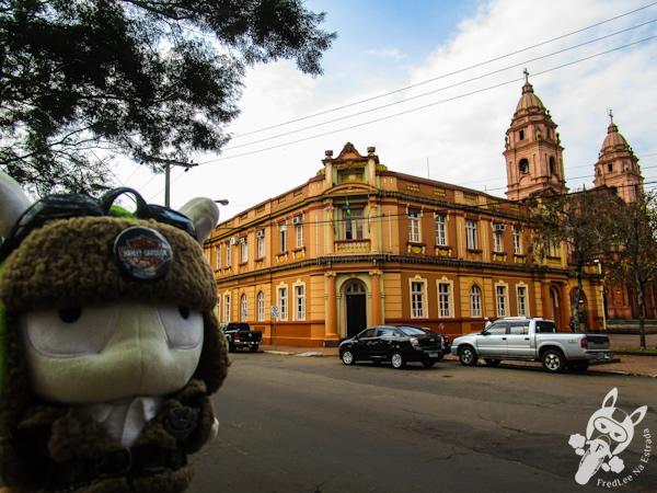 Prefeitura municipal de Santo Ângelo - RS | FredLee Na Estrada