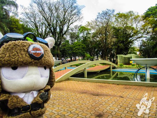 Praça Pinheiro Machado | Santo Ângelo - RS | FredLee Na Estrada