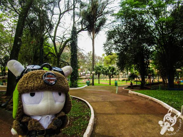 Praça Ricardo Leônidas Ribas | Santo Ângelo - RS | FredLee Na Estrada