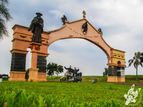 Pórtico de São Miguel das Missões - RS | FredLee Na Estrada