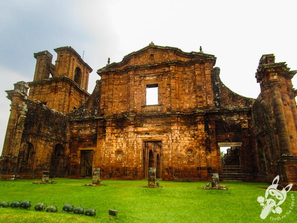 Sítio Arqueológico de São Miguel Arcanjo - São Miguel das Missões - RS