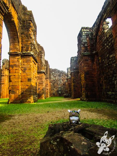 Sítio arqueológico de São Miguel Arcanjo | São Miguel das Missões - RS | FredLee Na Estrada