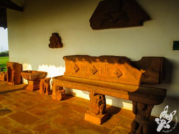 Museu das Missões - Sítio arqueológico de São Miguel Arcanjo | São Miguel das Missões - RS | FredLee Na Estrada