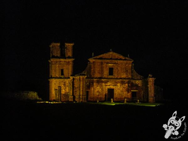 Espetáculo Som e Luz - Sítio arqueológico de São Miguel Arcanjo | São Miguel das Missões - RS | FredLee Na Estrada