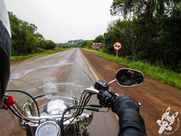BR-285 - São Miguel das Missões - RS
