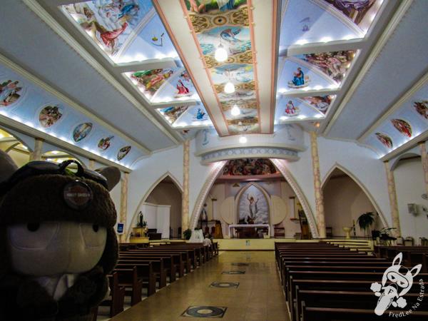 Igreja Santa Terezinha - Palmitinho - RS
