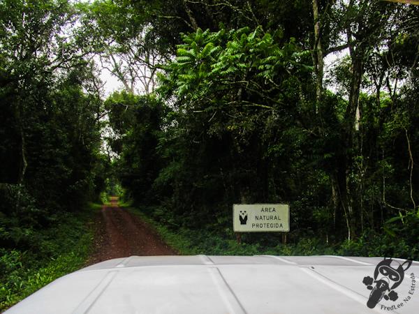 Parque Estadual do Turvo - Salto do Yucumã - Derrubadas - RS