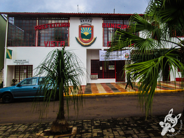 Prefeitura municipal de Vista Gaúcha - RS | FredLee Na Estrada