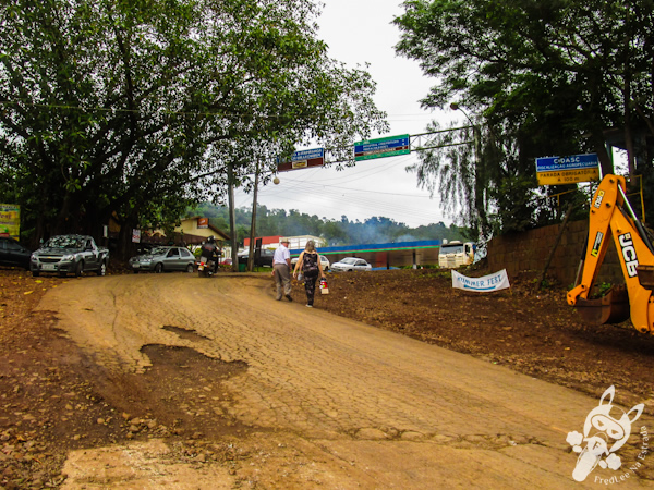 Balsa entre Barra do Guarita - RS e Itapiranga - SC | FredLee Na Estrada