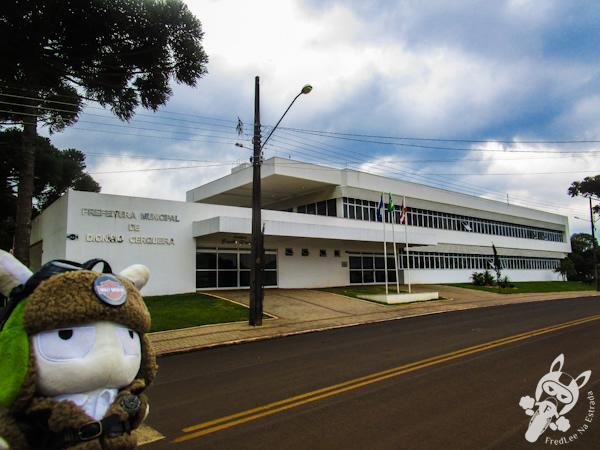 Prefeitura municipal de Dionísio Cerqueira - SC | FredLee Na Estrada