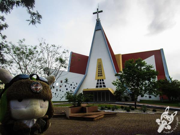 Igreja Cristo Rei | Realeza - PR | FredLee Na Estrada