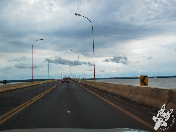 Ponte Ayrton Senna - Guaíra - PR