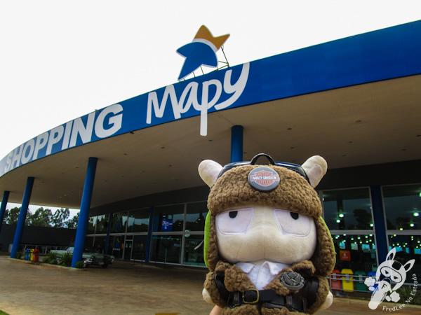 Shopping Mapy | Salto del Guairá - Canindeyú - Paraguai | FredLee Na Estrada