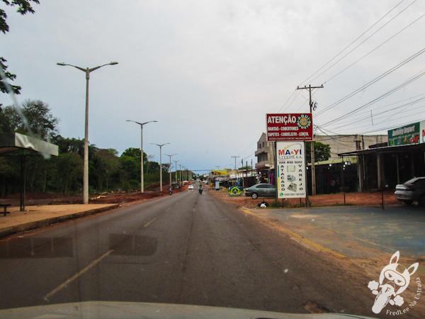 Salto del Guairá - Canindeyú - Paraguai | FredLee Na Estrada