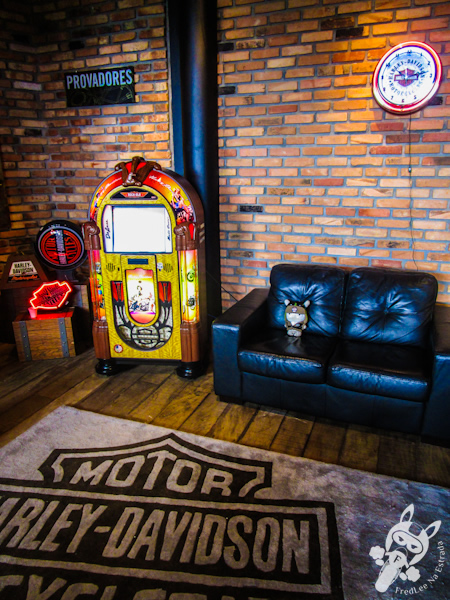 Floripa Harley-Davidson   Florianópolis - SC   FredLee Na Estrada