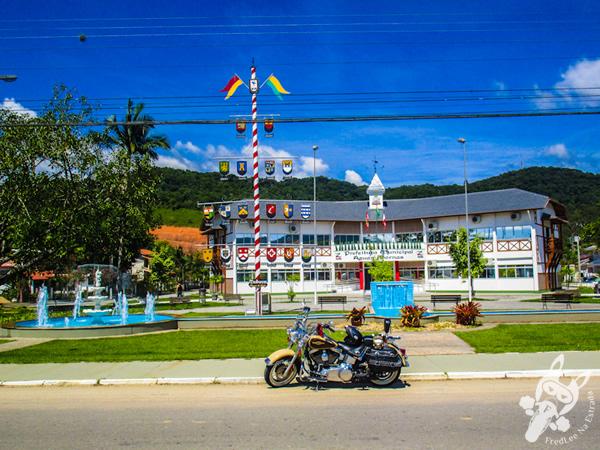 Prefeitura municipal de Águas Mornas - SC