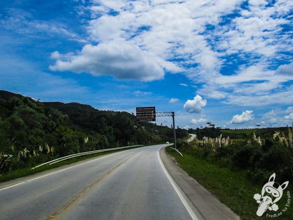 Rodovia BR-282 - Rancho Queimado - SC