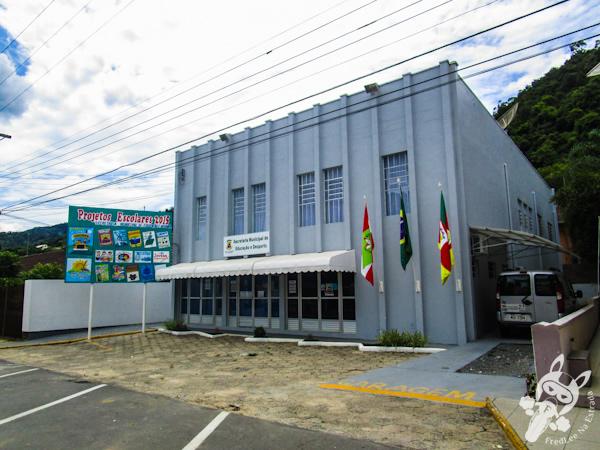 Secretaria municipal de educação e desporto - Alfredo Wagner - SC