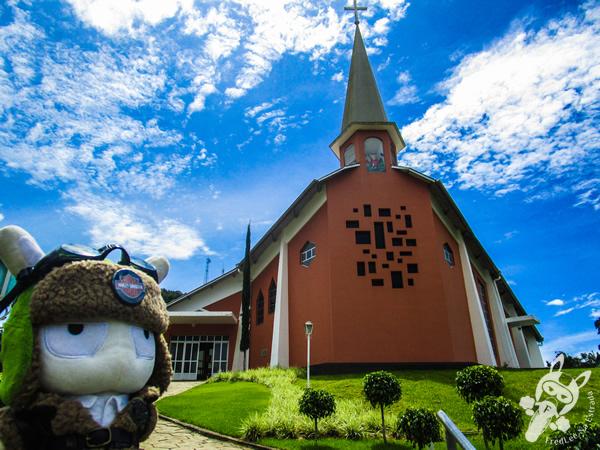 Igreja matriz São Sebastião - Anitápolis - SC