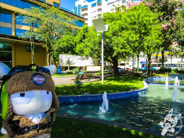 Praça Lauro Muller - Florianópolis - SC