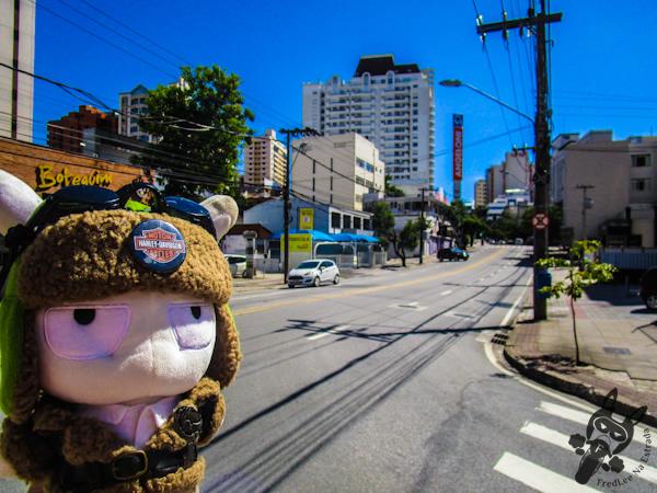 Avenida Rio Branco - Florianópolis - SC