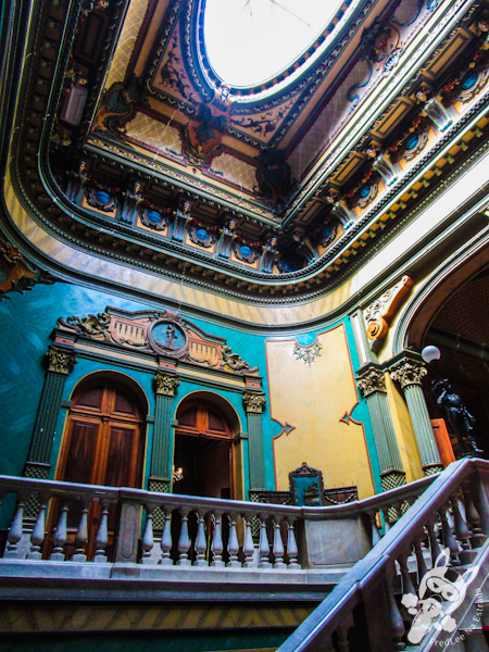 Palácio Cruz e Sousa - Florianópolis - SC