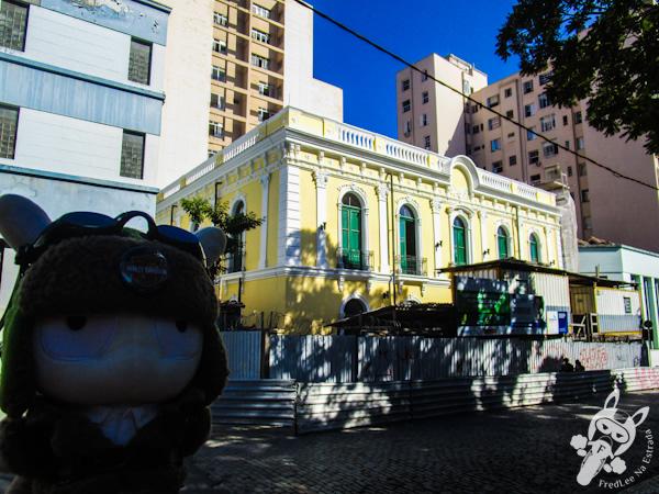 Antiga casa de Câmara e Cadeia de Florianópolis - SC
