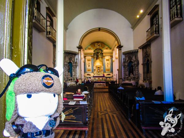 Igreja da Ordem Terceira de São Francisco da Penitência - Florianópolis - SC
