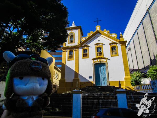 Igreja de Nossa Senhora do Rosário e São Benedito - Florianópolis - SC