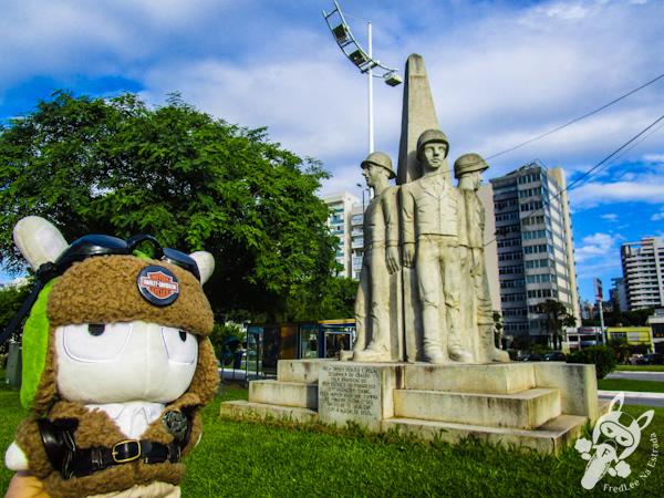 Praça Sesquicentenário - Florianópolis - SC
